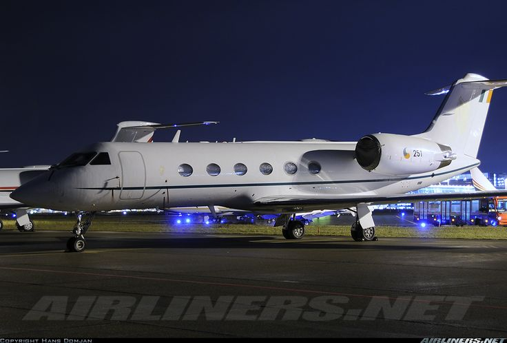 Gulfstream Aerospace G-IV Gulfstream IV - Ireland - Air Force | Aviation Photo #2393060 | Airliners.net