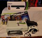 Xbox 360 Console Bundle W/Kinect System 4gb w/20gb external 6 games  Price 20.5 USD 7 Bids. End Time: 2017-02-25 20:44:53 PDT