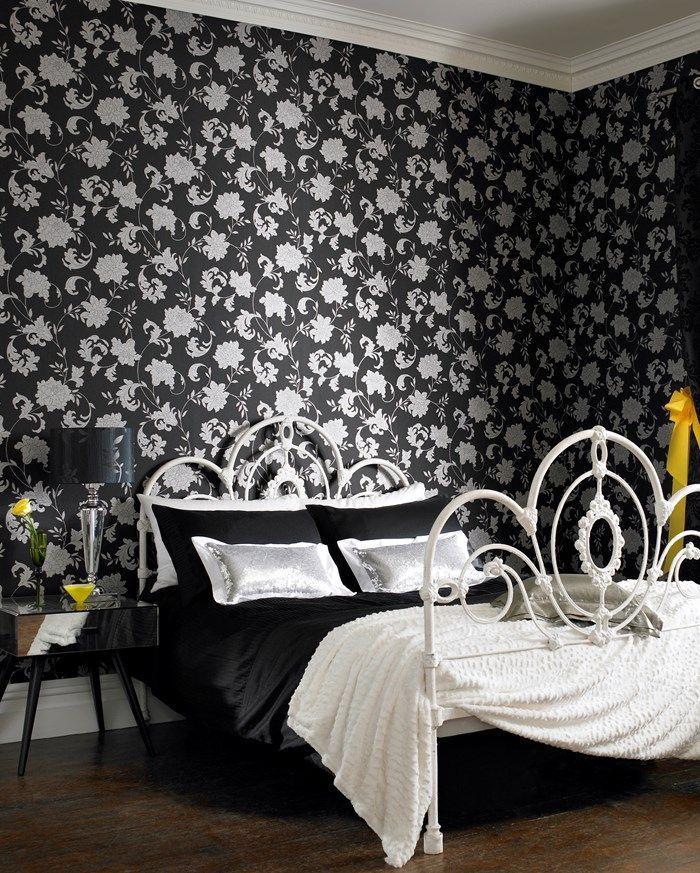 tendance papier peint quoi de neuf pour 2017 2018 papier peint pinterest papier. Black Bedroom Furniture Sets. Home Design Ideas