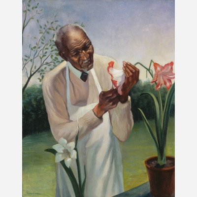 George Washington Carver by Betsy Graves Reyneau 1942
