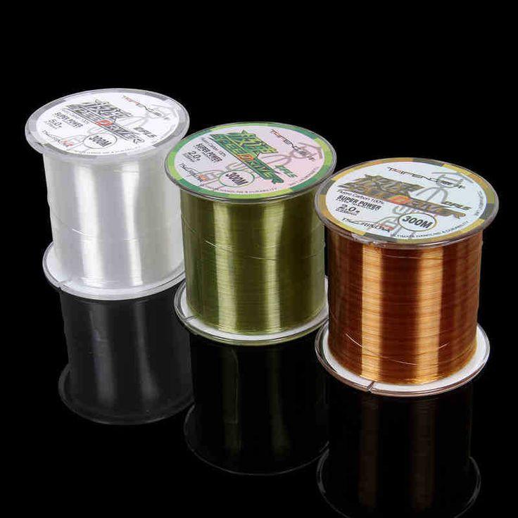 YeMuLang 300M New Brand High Quality New Brand Level Series Super Strong Multifilament Polyethylene Braided Fishing Line YX156