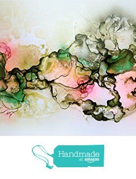 """Abstract Painting Title """"Hide Behind"""" Contemporary Fine Art by Artist Rikke Darling. Acrylic on Canvas Wall Art from Art by Rikke Darling https://www.amazon.co.uk/dp/B01L9VCKBK/ref=hnd_sw_r_pi_awdo_.-Y5xb998JNVM #handmadeatamazon"""