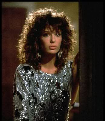 Weird Science is not only my favourite film, but Kelly Lebrock is my style icon! #80s #sequins