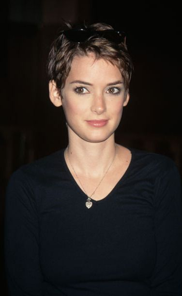 Again with the perfect pixie cut.