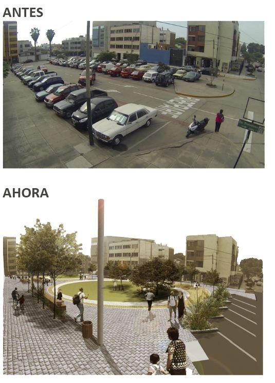 Galería de Plaza 31: un nuevo espacio público en San Isidro, Lima - 11