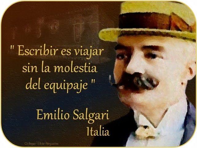 Soñando uno de tus sueños: Autores encadenados: Emilio Salgari