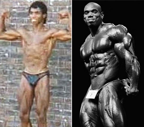 Golden Age Of Bodybuilding Bodybuilders Before And After
