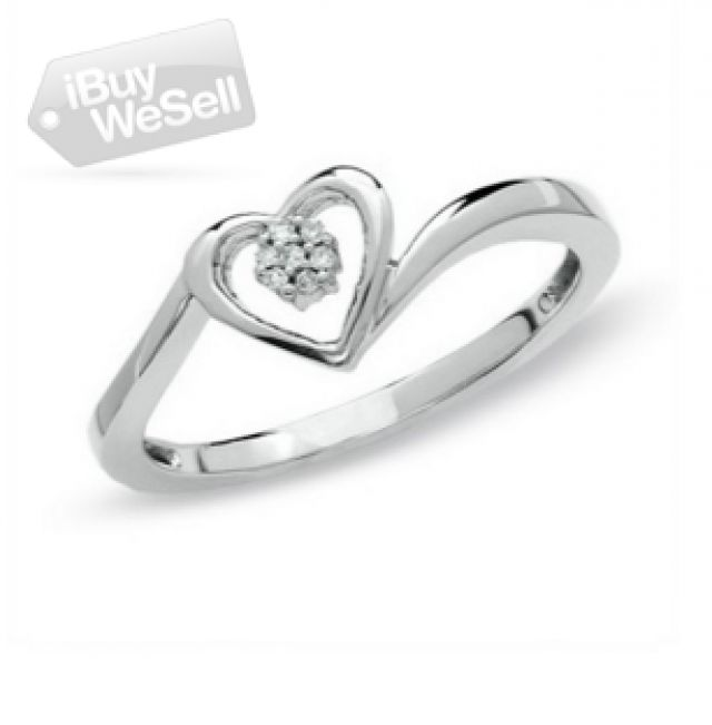 Vacker ring hjärta till salu stor gåva för alla hjärtans dag.  #GratisAnnonsering #iBuyWeSell