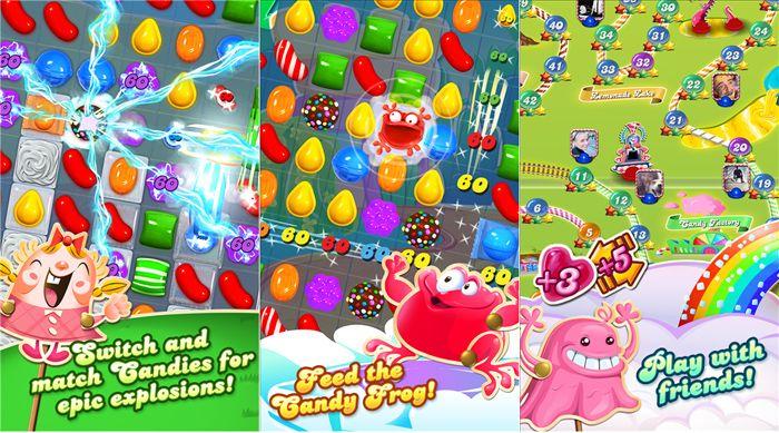 Candy Crush Saga now available on Windows 10 - http://mobilephoneadvise.com/candy-crush-saga-now-available-on-windows-10