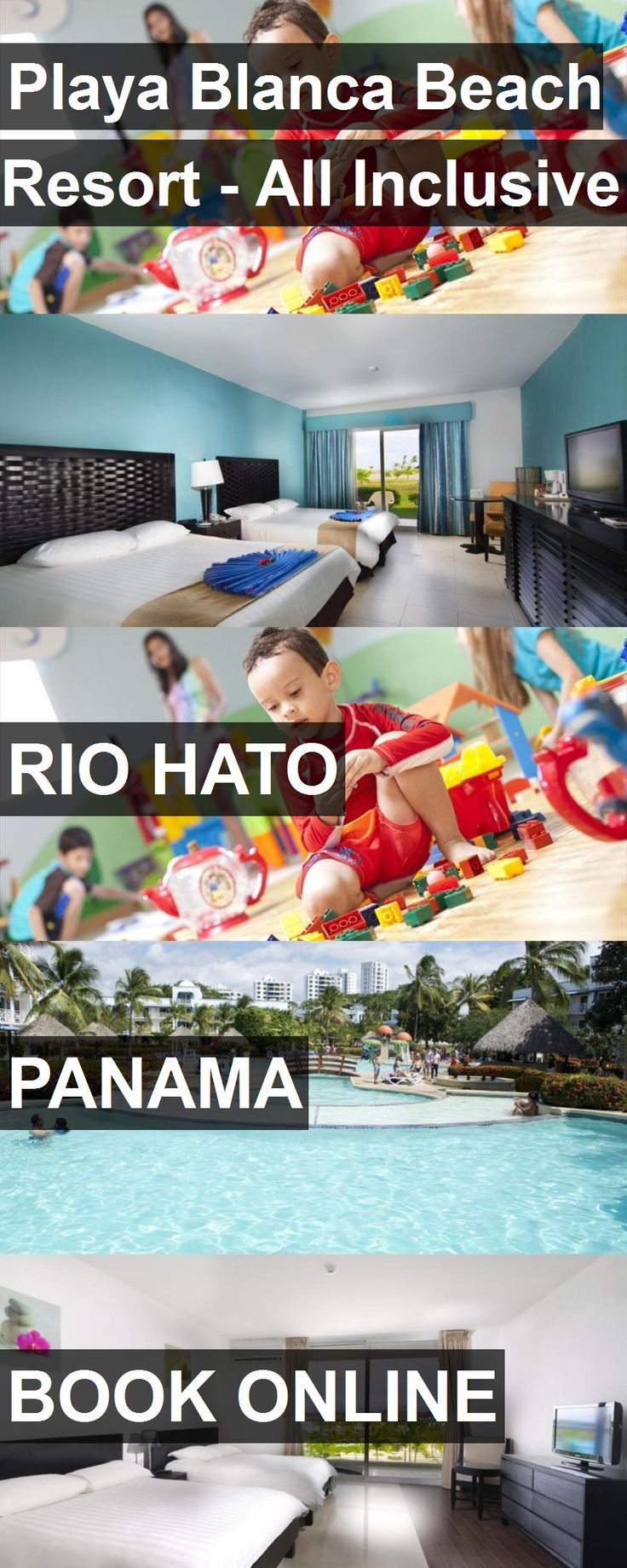 Hotel Playa Blanca Beach Resort - All Inclusive in Rio Hato, Panama. For more information, photos, reviews and best prices please follow the link. #Panama #RioHato #hotel #travel #vacation