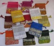 Gorgeous handmade gift bags from tibet :0)