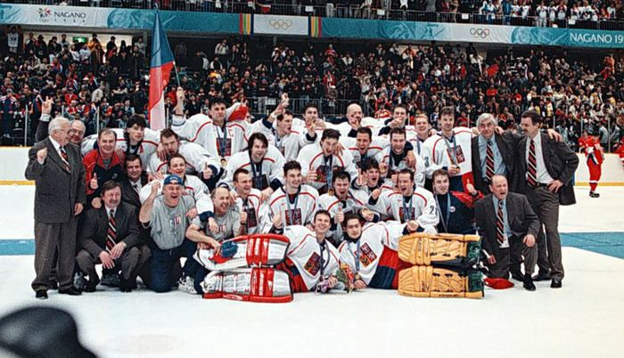 Olympic Games in Nagano 1998... :)