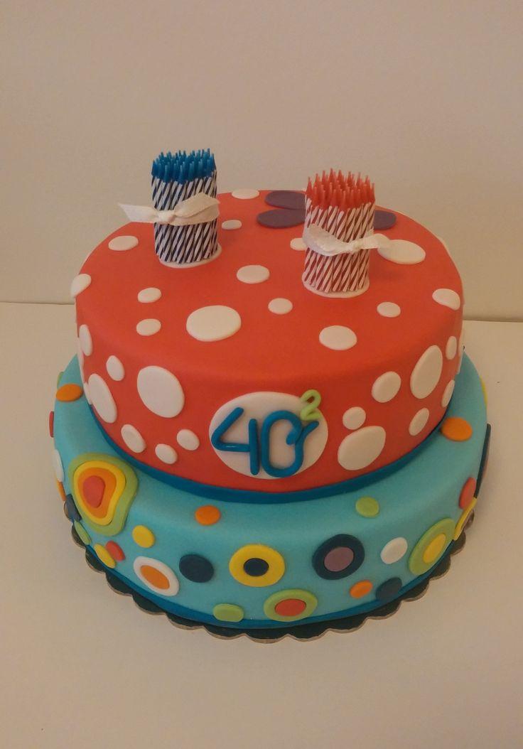 Birthday Cakes For Girls Za ~ Torta za dvojni rojstni dan my cakes pinterest