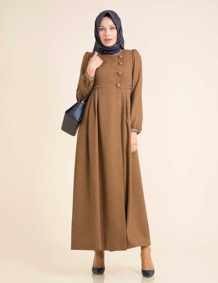 Kayra Pardesü Camel A6 15025