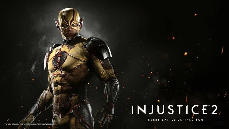 awesome Reverse Flash Injustice 2 Game  1920x1080