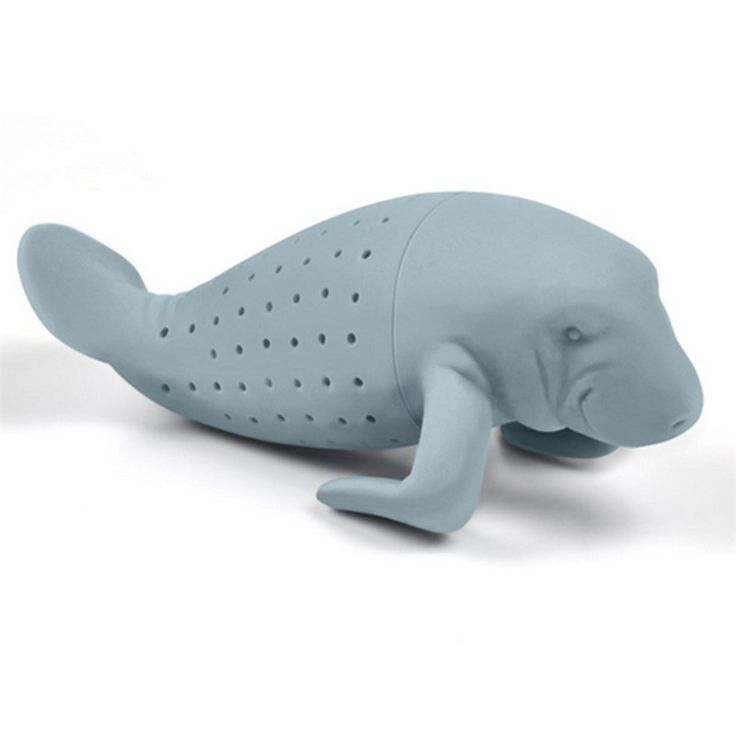 Manatea Infuser / Manatee Mana Tea Strainers Safety High Quality Silicone Rubber #clothing,#shoes,#jewelry,#women,#men,#hats,#watches,#belts,#fashion,#style