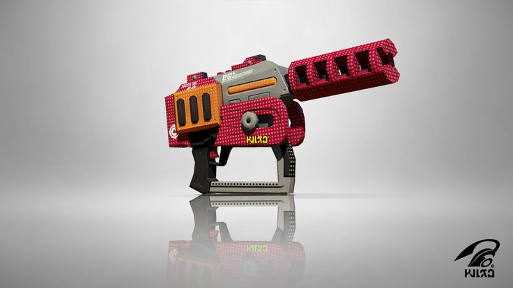 ENG(Rapid Blaster Pro) / JPN「Rブラスターエリート」