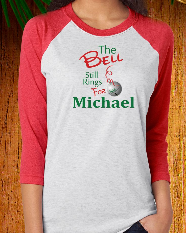 The Bell still rings for, Believe Holiday Shirt,Trebled 3/4 Sleeve Raglan Tees, Red ,Mom Shirt, fashion funny. polar express shirt