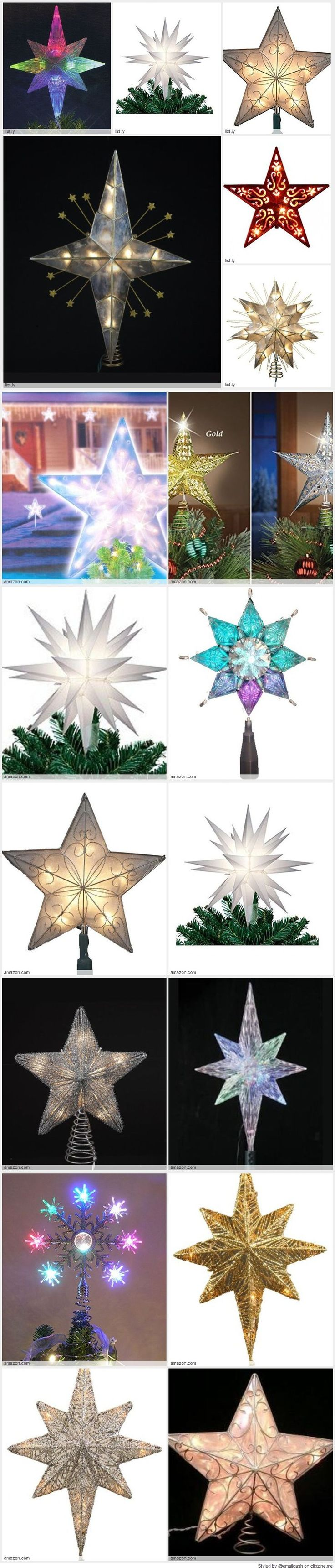 Cheap Lighted Star Christmas Tree Topper - Looking for unique lighted Christmas star tree toppers ideas? We have done all of the work for you, Look at the star Christmas tree toppers that we found.