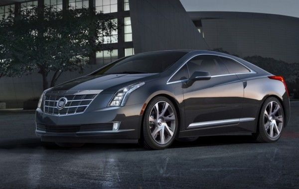 2014 Cadillac ELR Luxury  600x379 2014 Cadillac ELR Complete Review with Images