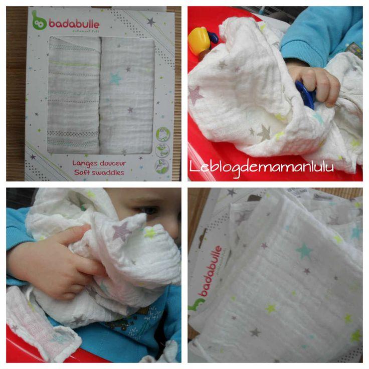 Les langes Badabulle pour bébé - le blog de maman Lulu