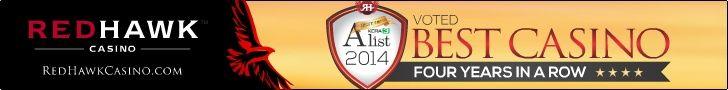 Live Music Venue - Casino - Sacramento area Top 3 - 2014 KCRA 3 A-List