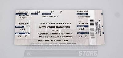 New York Rangers Vs Montreal Canadiens 2014 Stanley Cup Playoffs Game 3 Ticket A -- You can get more details by clicking on the image.