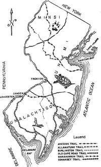 Native People of NJ - Lenni-Lenape
