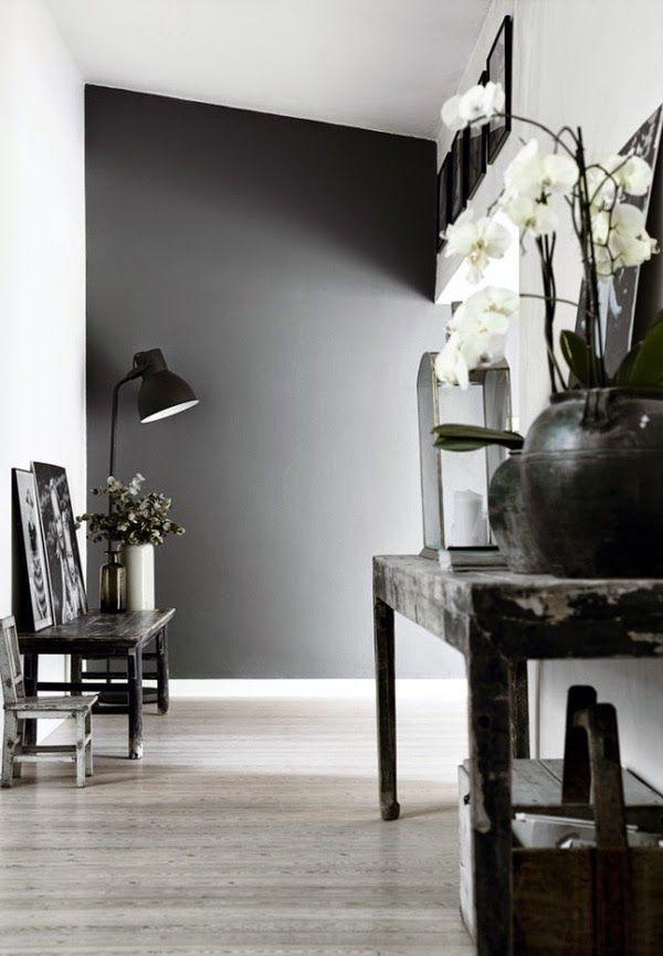 A Danish home with rustic elements (via Bloglovin.com )