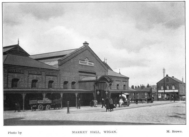 Old Market Hall, Wigan