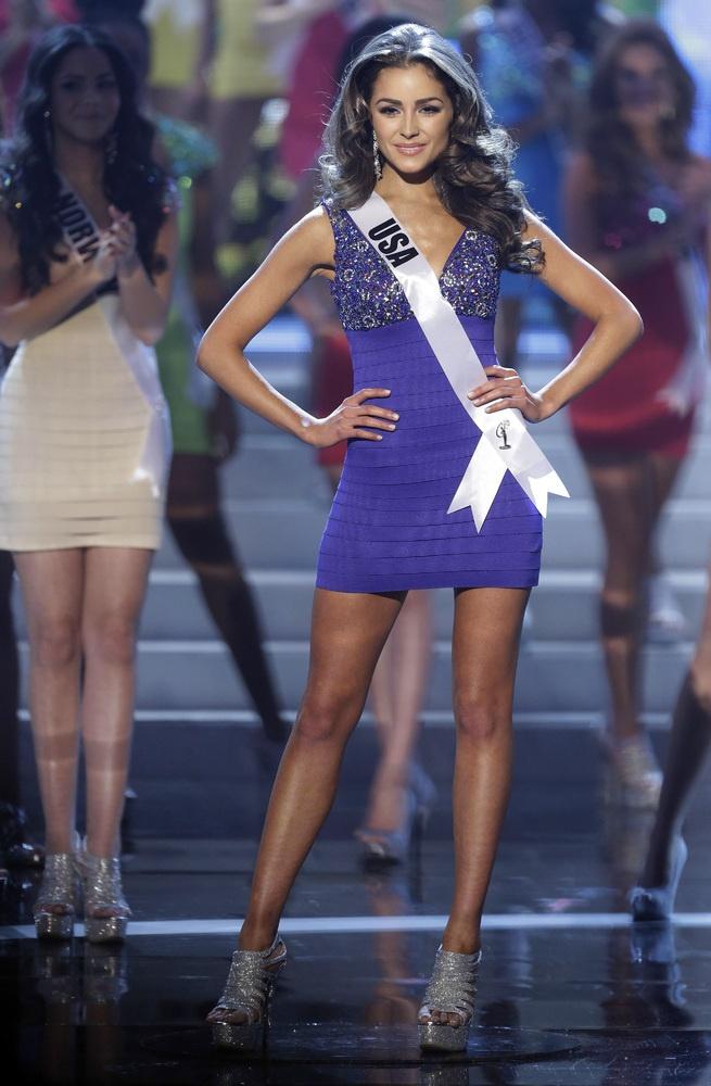 Miss USA Olivia Culpo  Miss Universe 2012