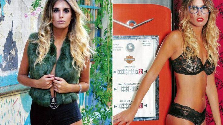 La modelo involucrada en el caso Nisman posó con poca ropa | Alberto Nisman, Florencia Cocucci, Jorge Rial - Teleshow