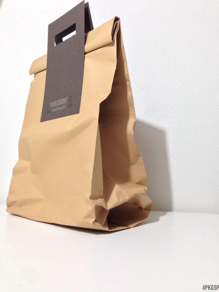 SACCONE | Bruno | #PKGSP | packaging specialist - Kraft Packaging | Kraft Bags