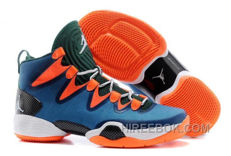 Air Jordans XX8 SE Green Orange Top Deals ZchRkF