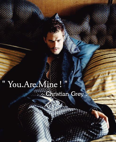 Christian Grey / Yes Sir !!!