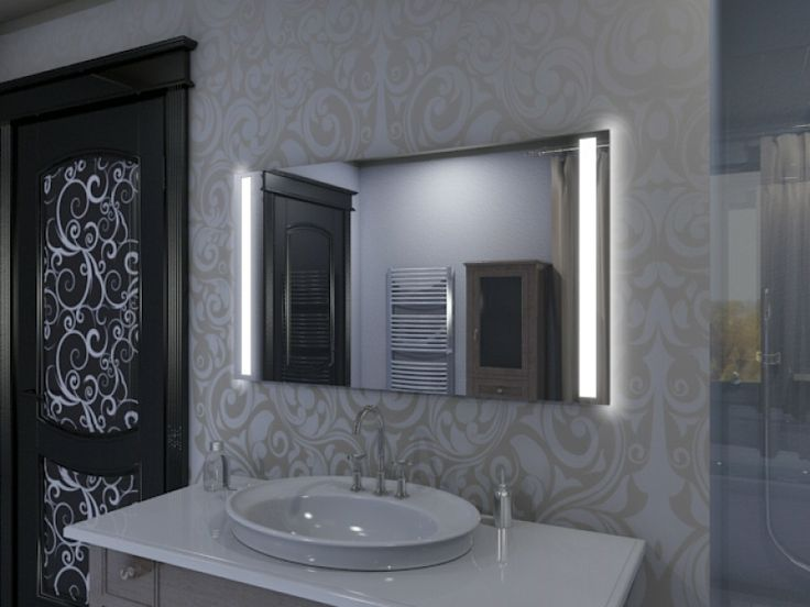 Nice Badspiegel mit LED Beleuchtung MLV