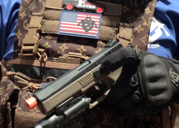 Evike [The Gun Corner]: ASG CZ P-09 CO2