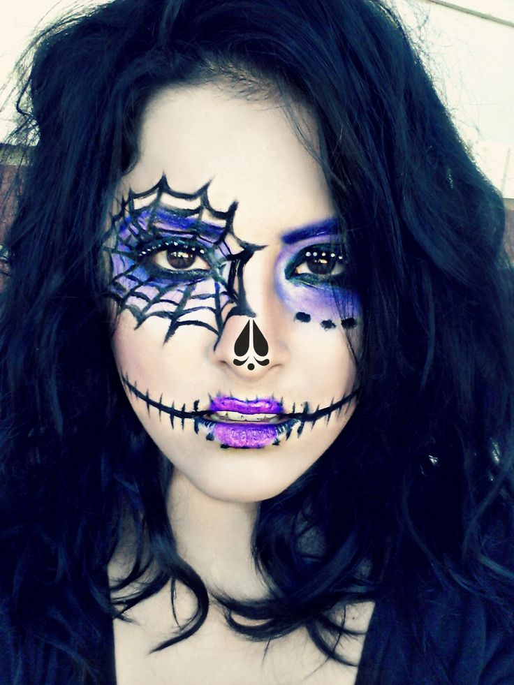 76 Best Halloween Images On Pinterest | Make Up Looks Artistic Make Up And Costumes