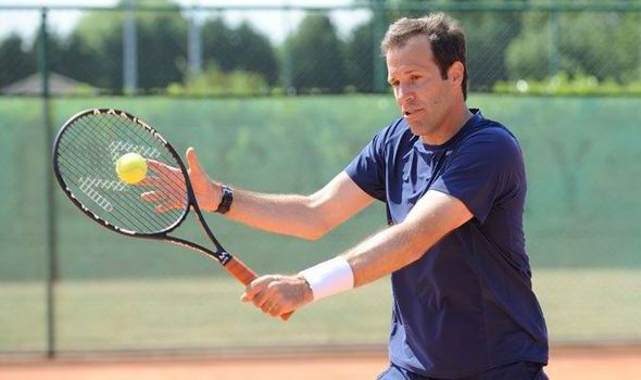 "Greg Rusedski History | Greg Rusedski Doping Scandal  Gregory ""Greg"" Rusedski, the British-Canadian former tennis player, was born on 6 September 1973 in Montreal to an English mother and a German-born father of Polish–Ukrainian descent."