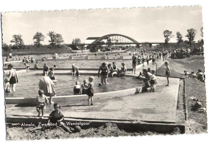 Almelo zwembad 39 t wendelgoorop 11 januari 1947 informeerde for Zwembad leggen
