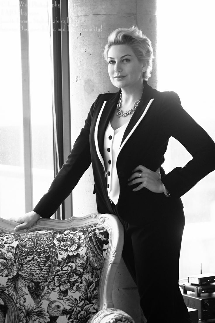 Janette Ewen... Stylist, Life style Expert, Interior Designer, Editor and TV Personality!  Tara West Photography For FAJO Magazine