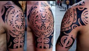Resultado de imagem para tatuagens sol maori