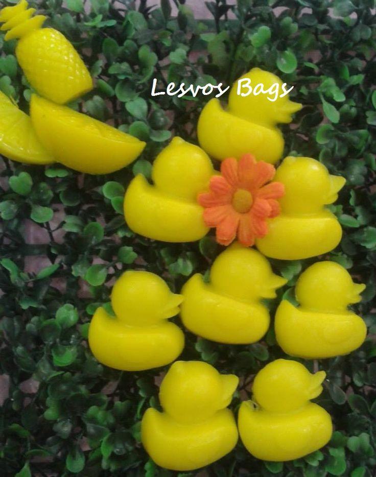 yellow soaps