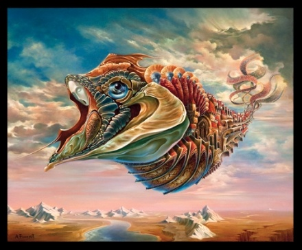"""""""Fish of History"""" by Alex Fishgoyt"""