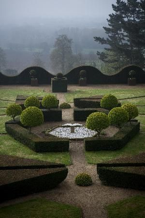 Chateau de la Ballue Gardens