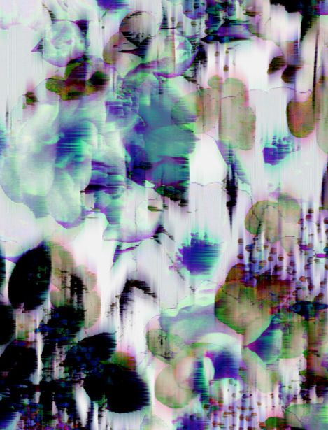 digital flowers #art More