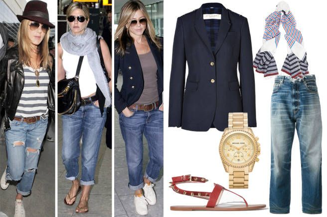 Steal Airport Style from Your Favorite Celebs - Celebrity Airport Style - Elle x
