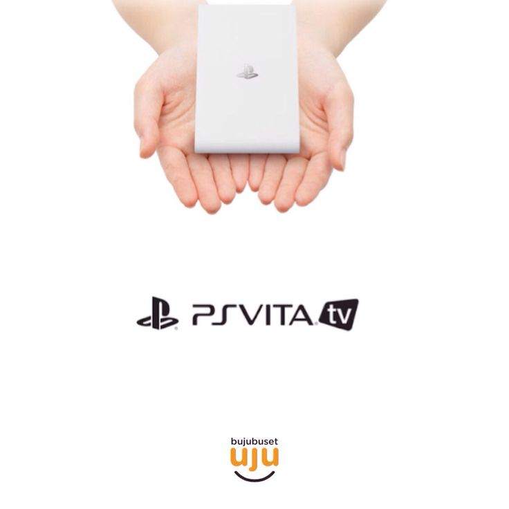 Play Station VITA TV  STOK TERBATAS BROY  IDR 1.300.000 (belum termasuk ongkir)