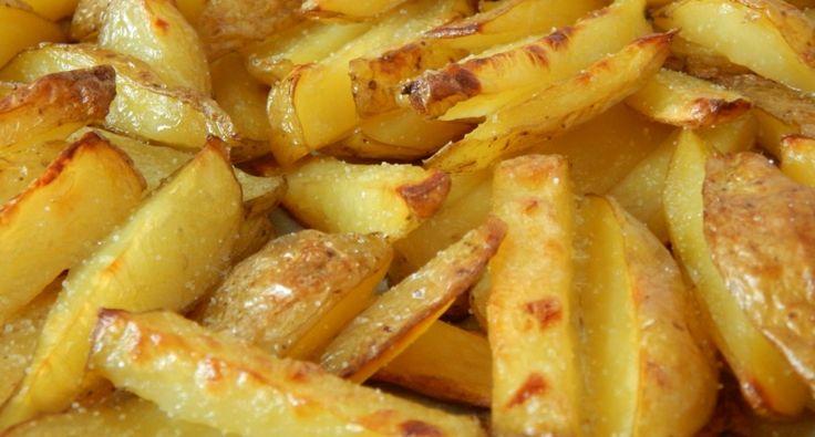 Sütőben sült krumpli recept | APRÓSÉF.HU - receptek képekkel