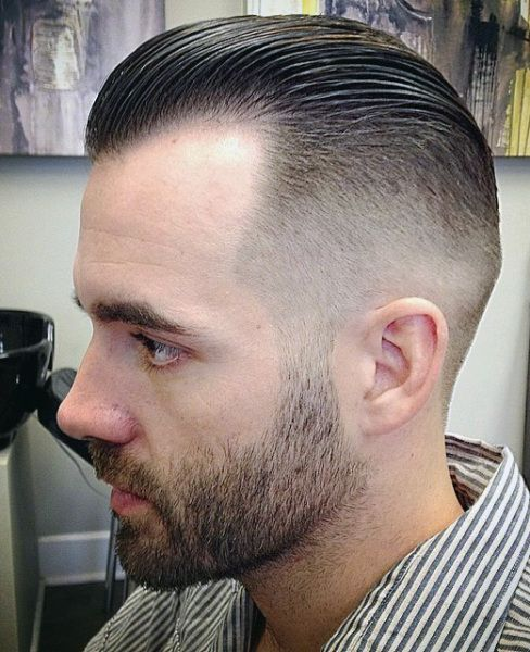 Hairstyles Receding Hairline Amusing 26 Best Receding Hairline Images On Pinterest  Hairline Barbershop